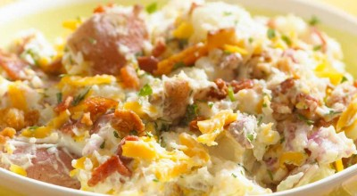 Side Delights™ Gourmet Petite Potatoes Quick and Healthy Baked Potato Salad