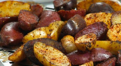 Side Delights™ Gourmet Petite Potatoes Flame-Licked Fingerling Potatoes with Spice Rub