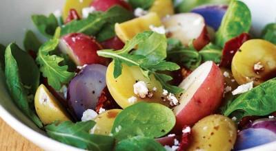 Side Delights™ Gourmet Petite Potatoes Mediterranean Sun-Kissed Savory Salad