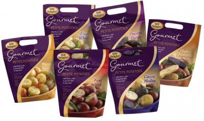 Side Delights™ Gourmet Petite Potato Seafood Soup