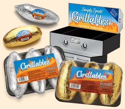 Simply Spuds™ Grillables™ Potatoes