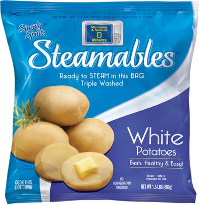 Simply Spuds™ Steamables™ Mashed Potatoes