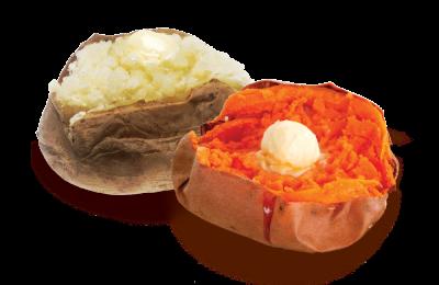 Basic Baked Potato