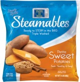 Simply Spuds™ Steamables™ Vermont-Style Mashed Sweet Potatoes with Onion